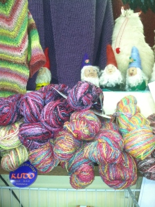 Kudo Yarn Colorways